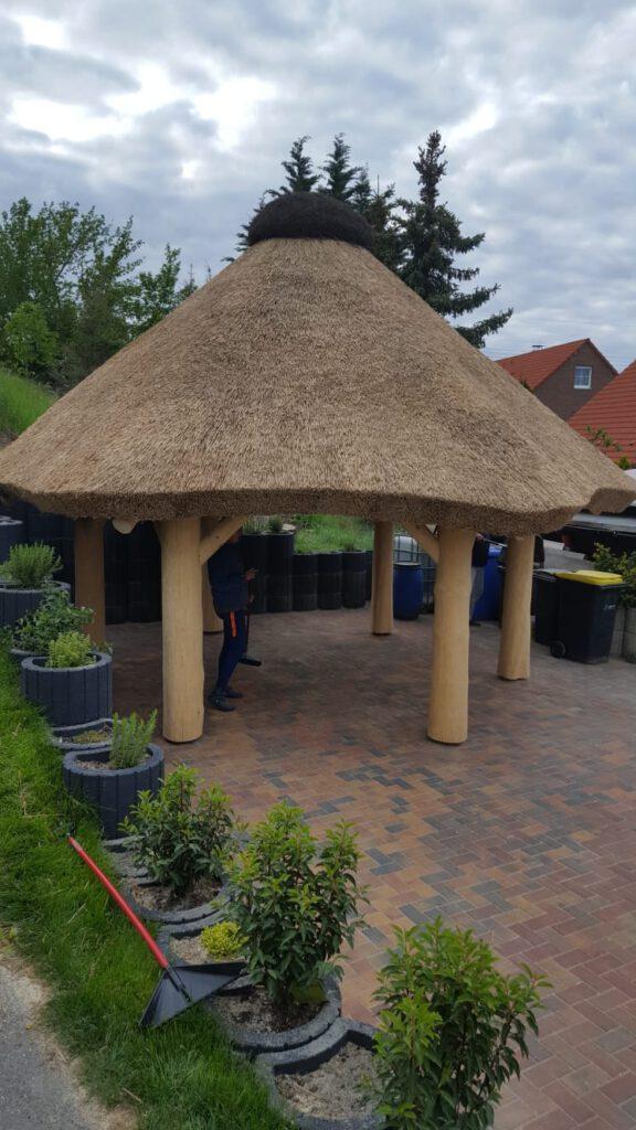 Pavillon Gartenlaube für Ihre Garten