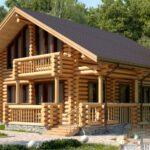 Blockstammhaus günstig aus Polen