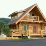 Naturstammhaus günstig aus Polen
