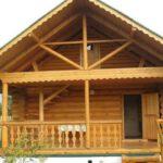 Stammhaus aus Holz günstig