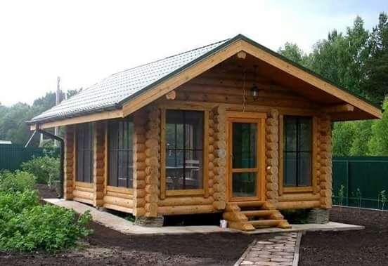 Garten Haus - Ferienhaus aus Polen günstig