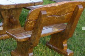 Holzmöbel für den Terrassengarten günstig aus Polen